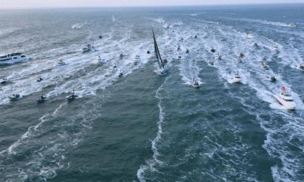 Armel le Cléac'h sacré vainqueur du Vendée Globe 2017