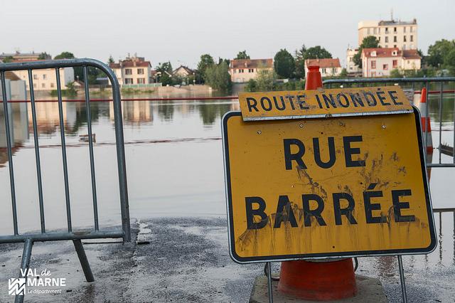 Inondations dans le 64 et en corse. CC Flickr