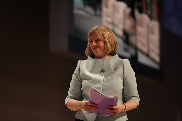 Theresa May a annoncé son plan de sortie./ Photo CC Paul Toeman