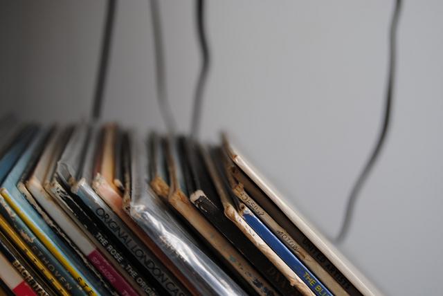 Le vinyle a complètement séduit les toulousains /CC Alexandre Demers
