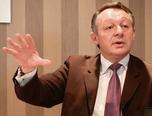 Thierry Braillard, secrétaire d'Etat aux sports. Photo Flickr Mario2061