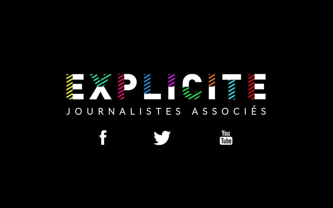 Le logo du média vient tout juste d'être dévoilé. Photo Twitter oravanello