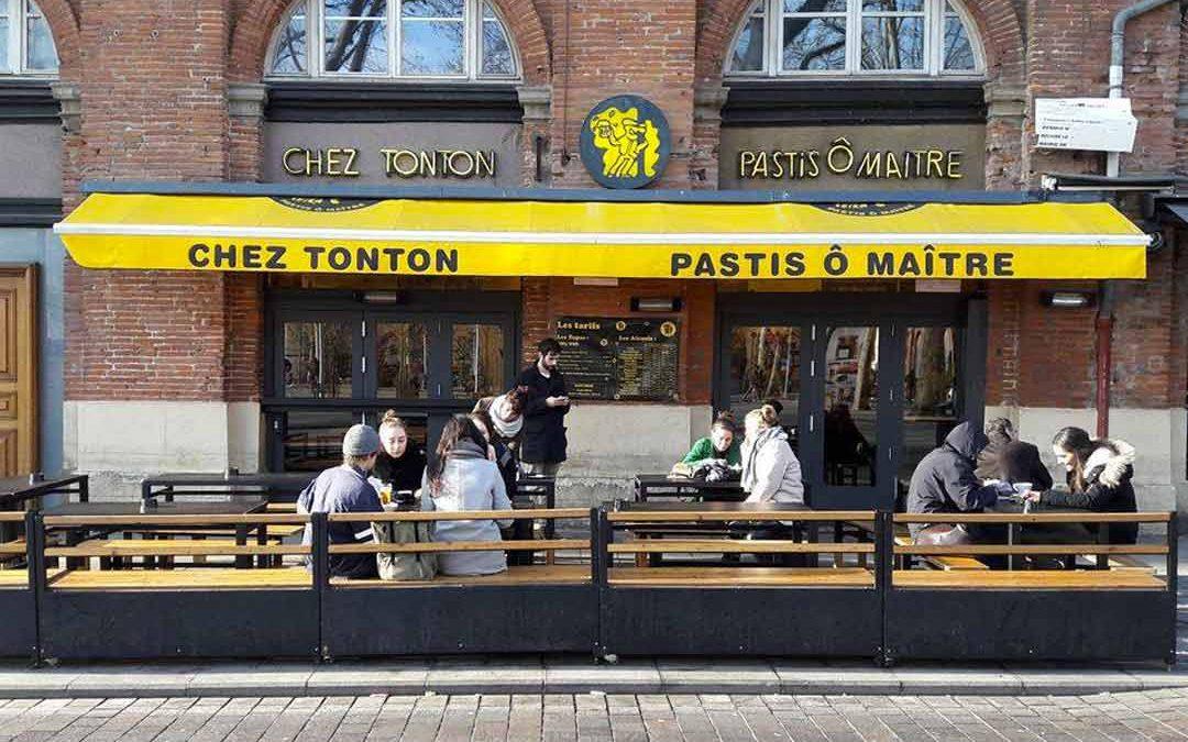 Chez Tonton participera-t-il au Barathon ?./Photo Alison Perret
