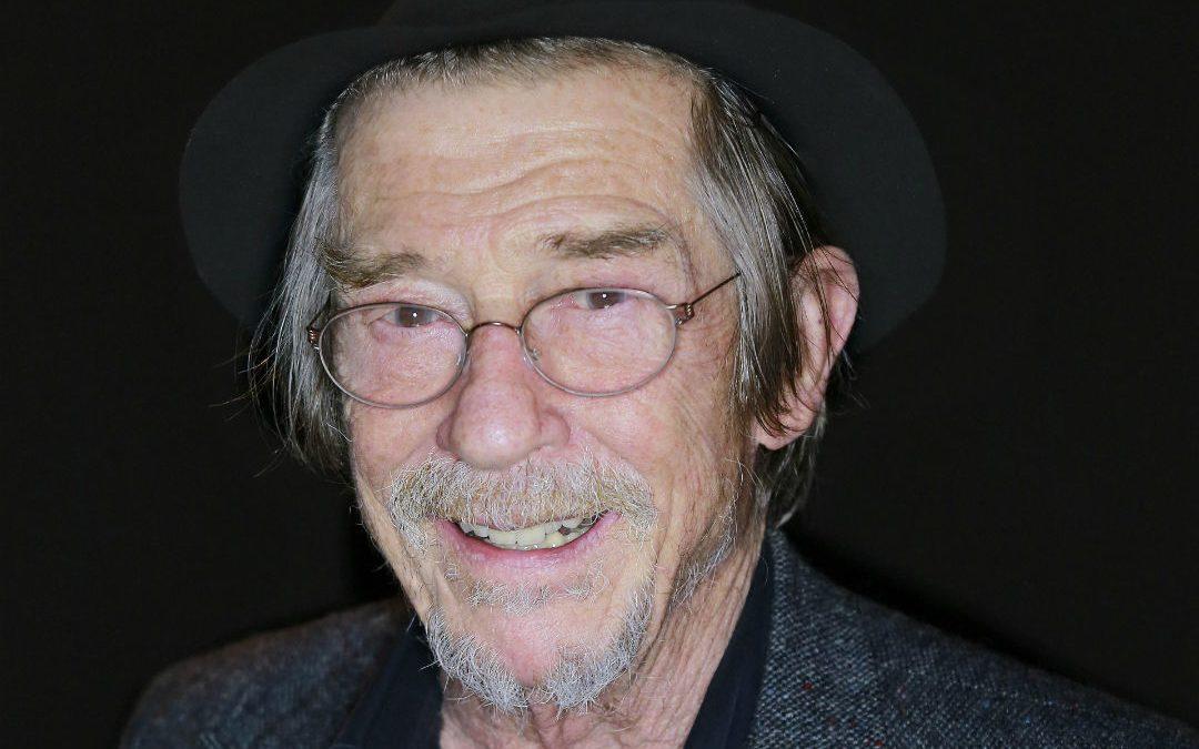 John Hurt a succombé à un cancer du pancréas./ Photo CC