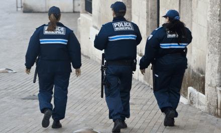 La police municipale armée à Blagnac