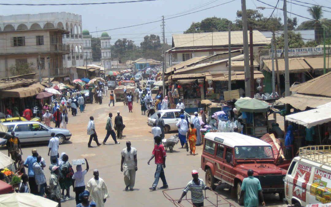 Senegambia, sur la côe sud du pays./ Photo : Victoria Reay