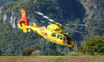 Italie : six morts dans un crash d'hélicoptère