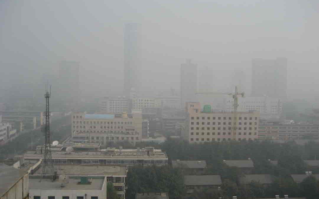 La pollution aux particules fines touchent aussi la région./CC