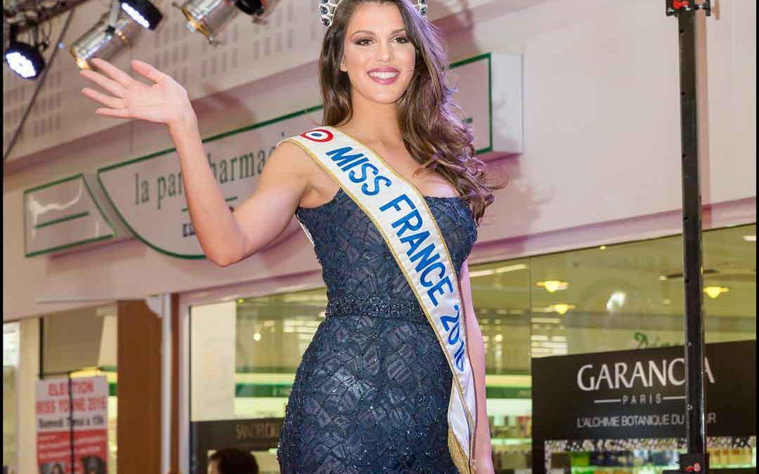 Iris Mittenaere élue Miss Univers./CC