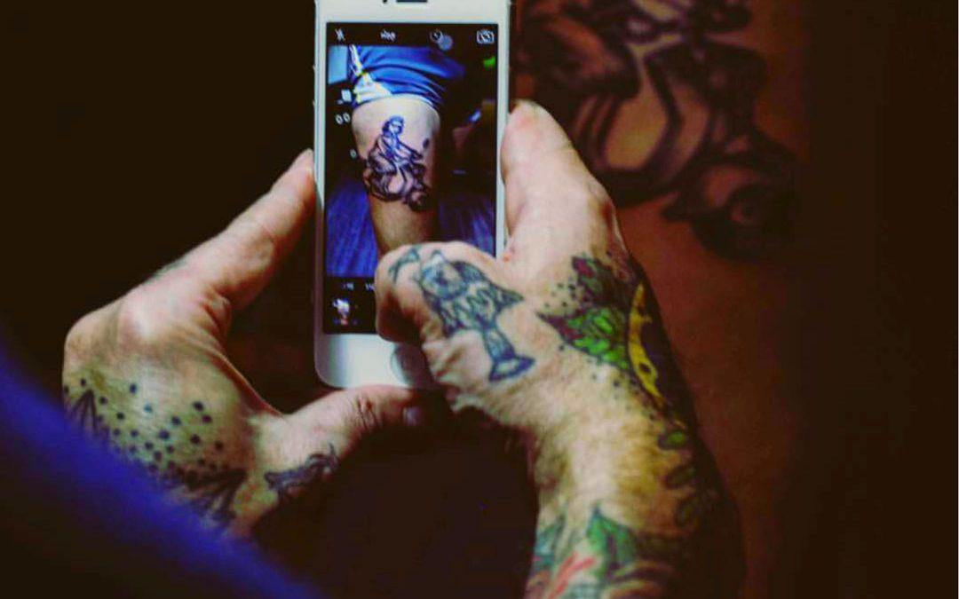 80 % des 18-24 ans considèrent le tatouage comme un art./ Photo : Sarah TN