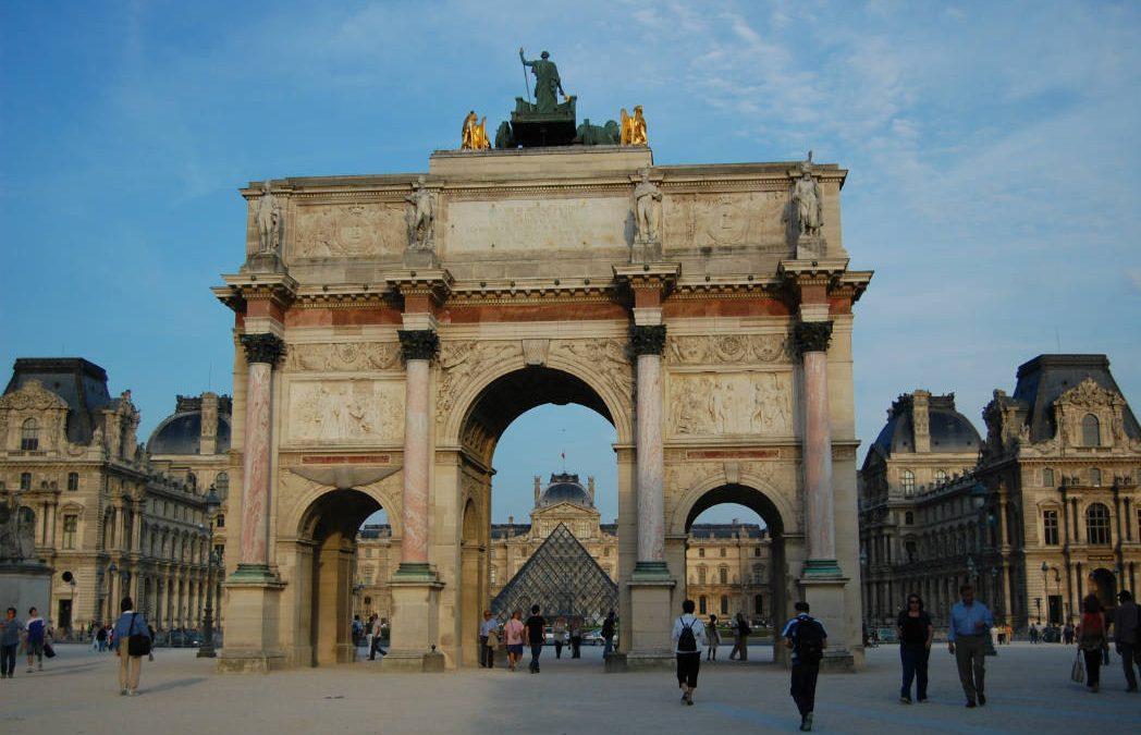 L'attaque a eu lieu ce matin au musée du Louvre