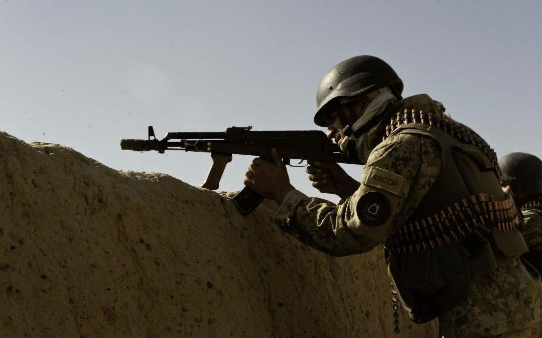 Près de 11500 civils ont été tués dont 3500 enfants. Photo Flickr