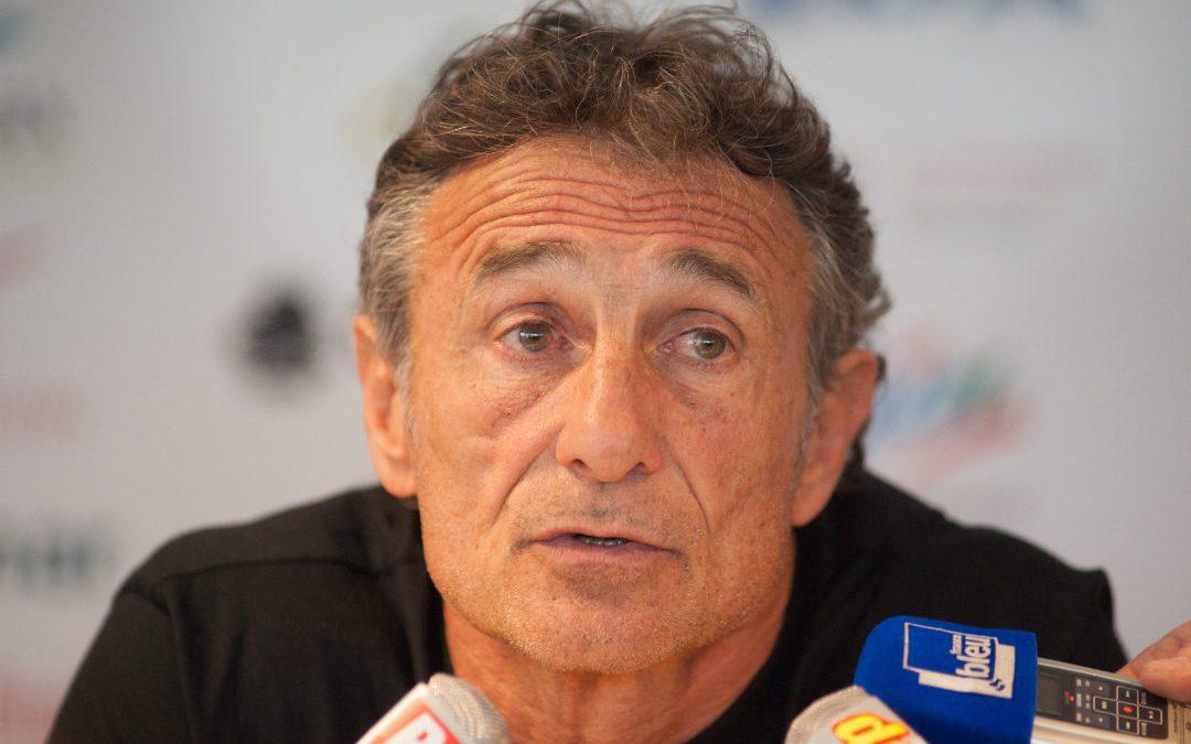 Guy Novès, sélectionneur du XV de France. Photo wikicommons