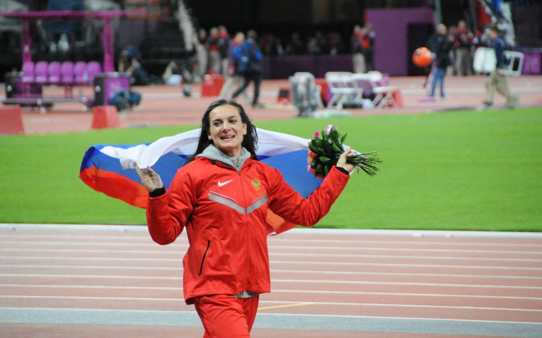 athlétisme russie