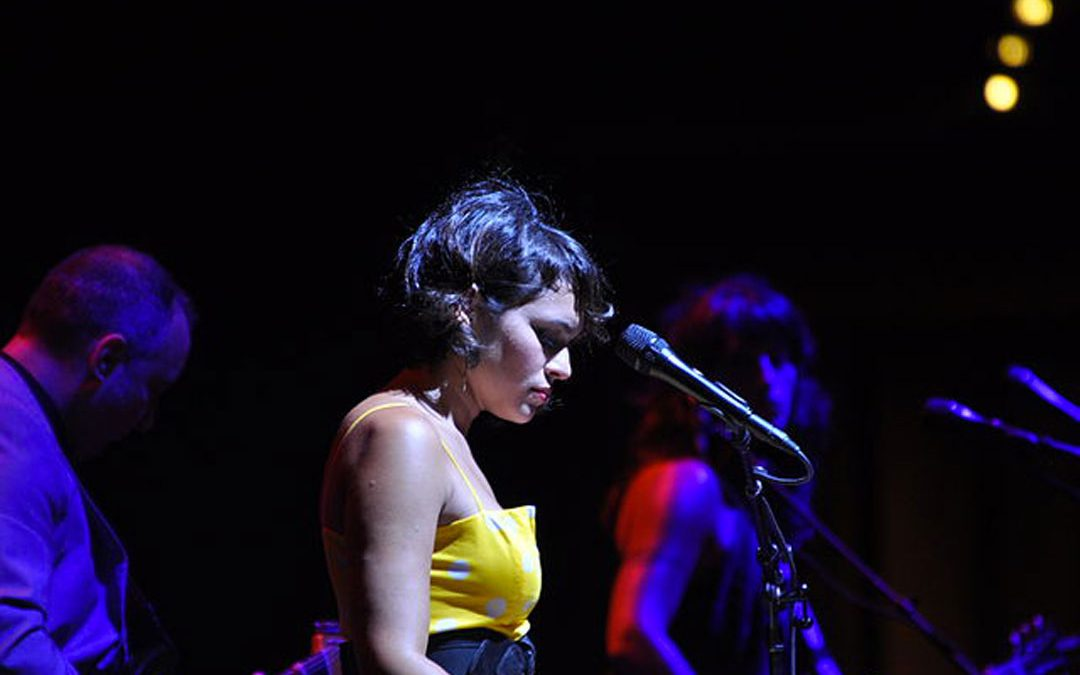 Norah Jones ouvrira la 40e édition de Jazz in Marciac./ Photo : cc. Giulia Ciappa