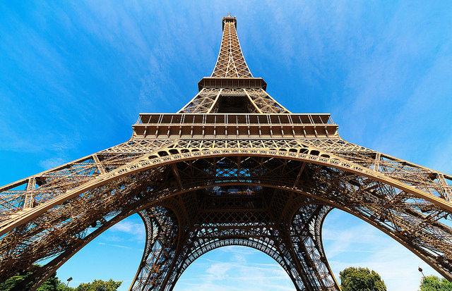La Tour Eiffel bientôt bunkérisée?./Photo CC Nithi Anand