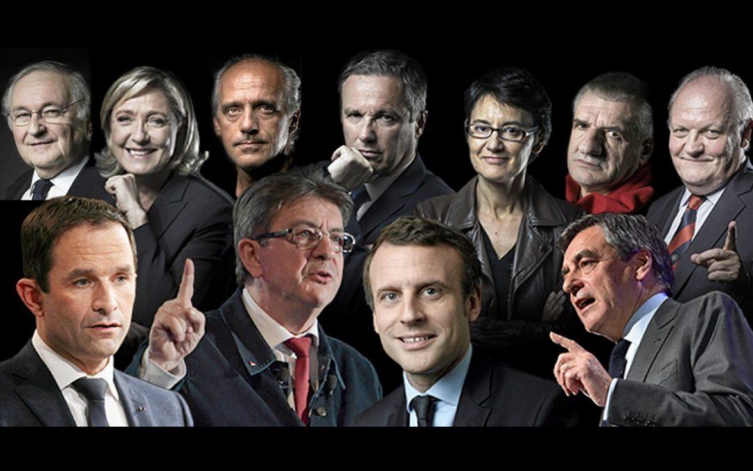 Les 11 candidats seront face à David Pujadas et Léa Salamé ce soir. Suite aux échecs du débats de BFM et Cnews, le format de l'émission politique a été modifié, ce ne sera donc pas un débat à 11.