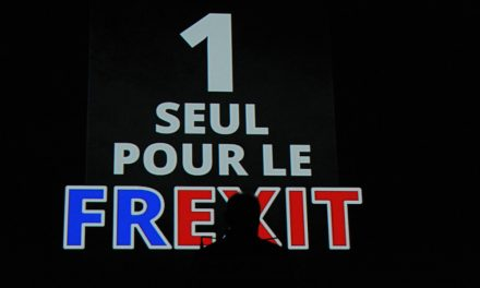 François Asselineau, le candidat du Frexit