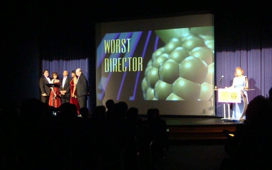 Les Raspberry Awards récompense chaque année les meilleurs navets du cinéma. / CC