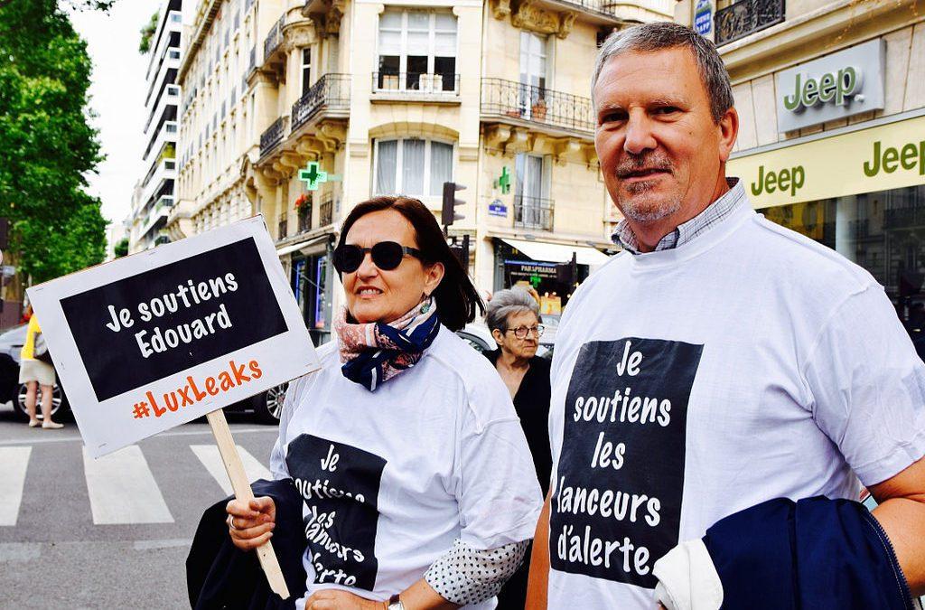 Antoine Deltour a formellement été reconnu comme lanceur d'alerte dans l'affaire LuxLeaks. / CC