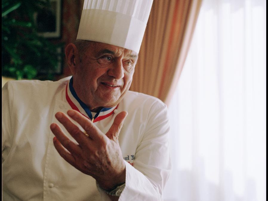Paul BOCUSE / crédits : Flickr