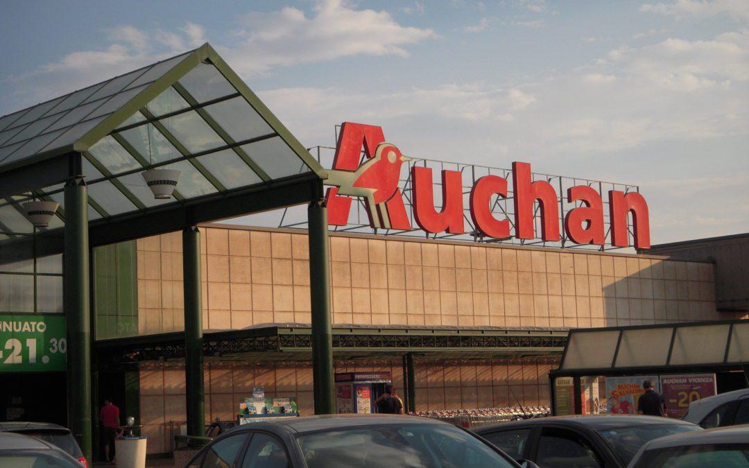 Magasin Auchan / Crédit Photo : CC