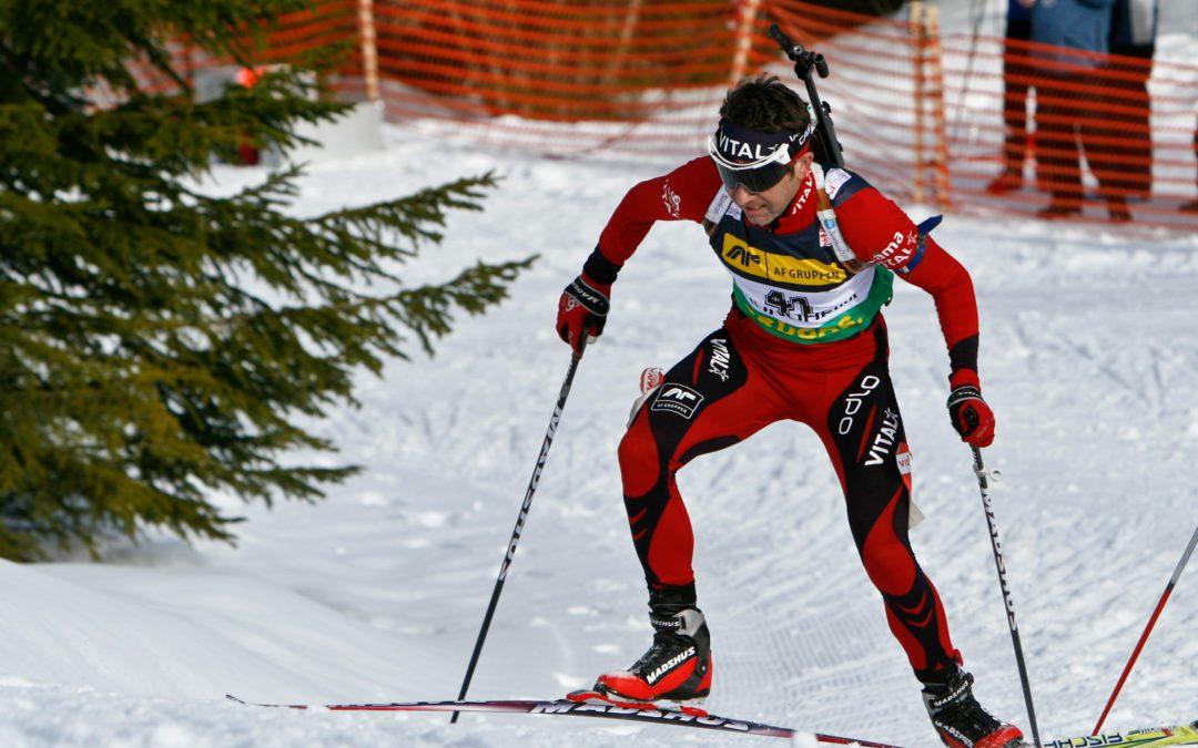 Ole Einar Bjoerndalen ne sera pas présent à Pyeongchang. Crédit photo : Wikimedia.