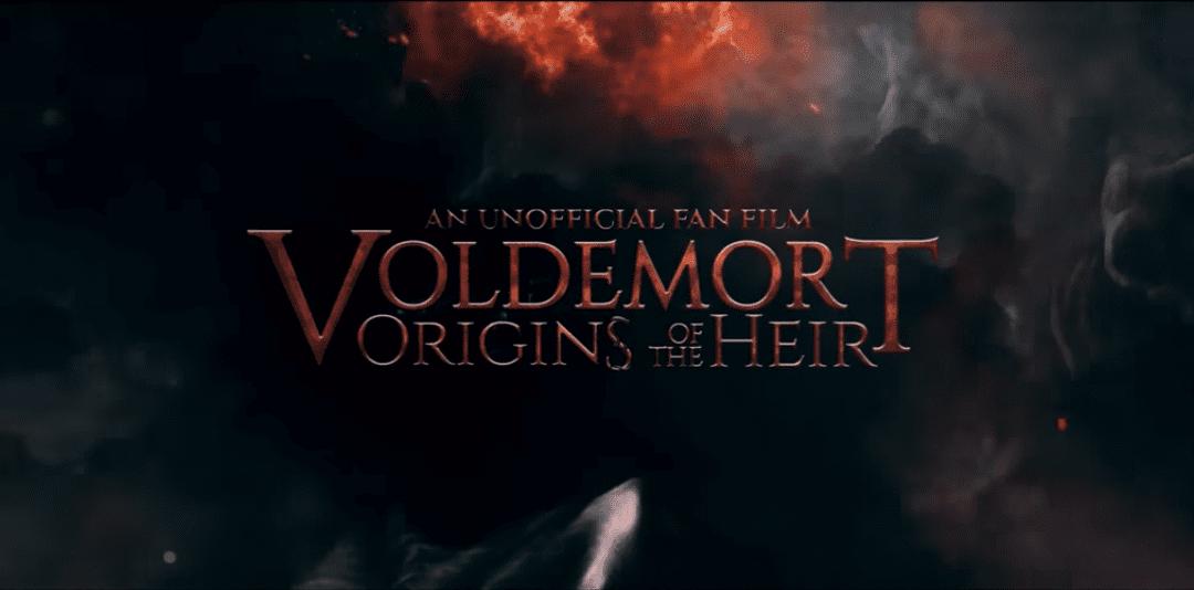 Voldemort : Les origines de l'héritier, moyen-métrage réalisé par des fans sur la jeunesse de Tom Jedusor alias Voldemort. CP : Youtube