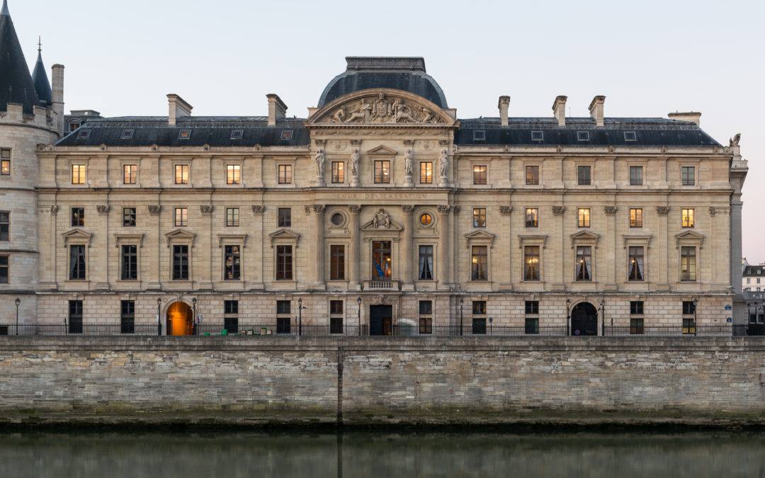 Cour de Cassation de Paris / Wikimédia
