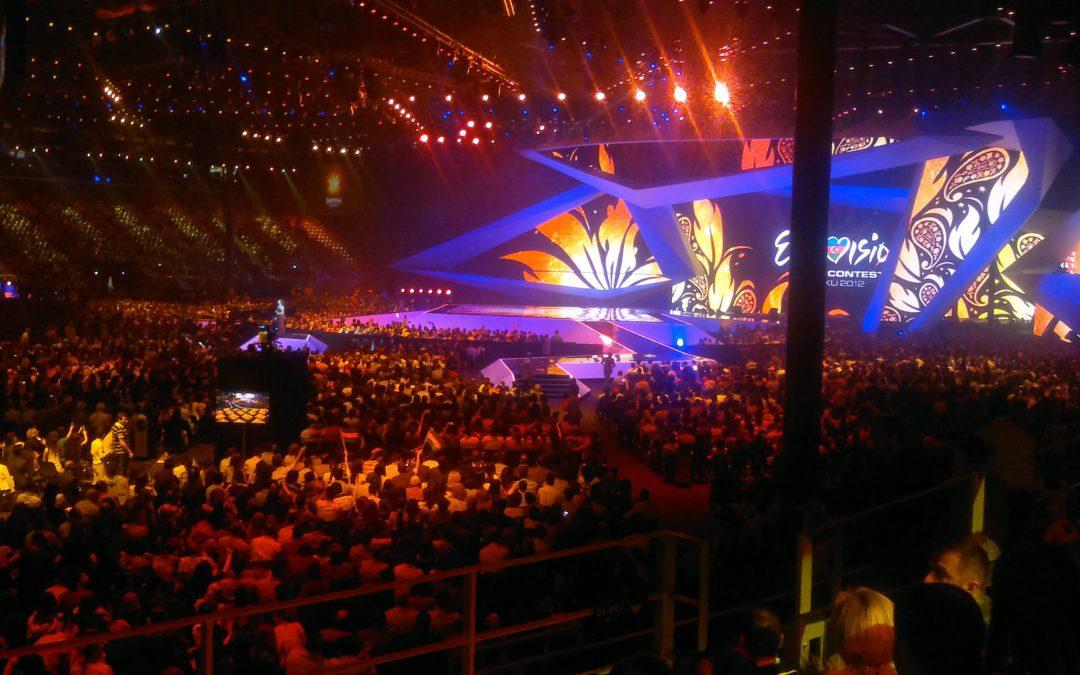 Mercy représentera la France à l'Eurovision 2018. / CC