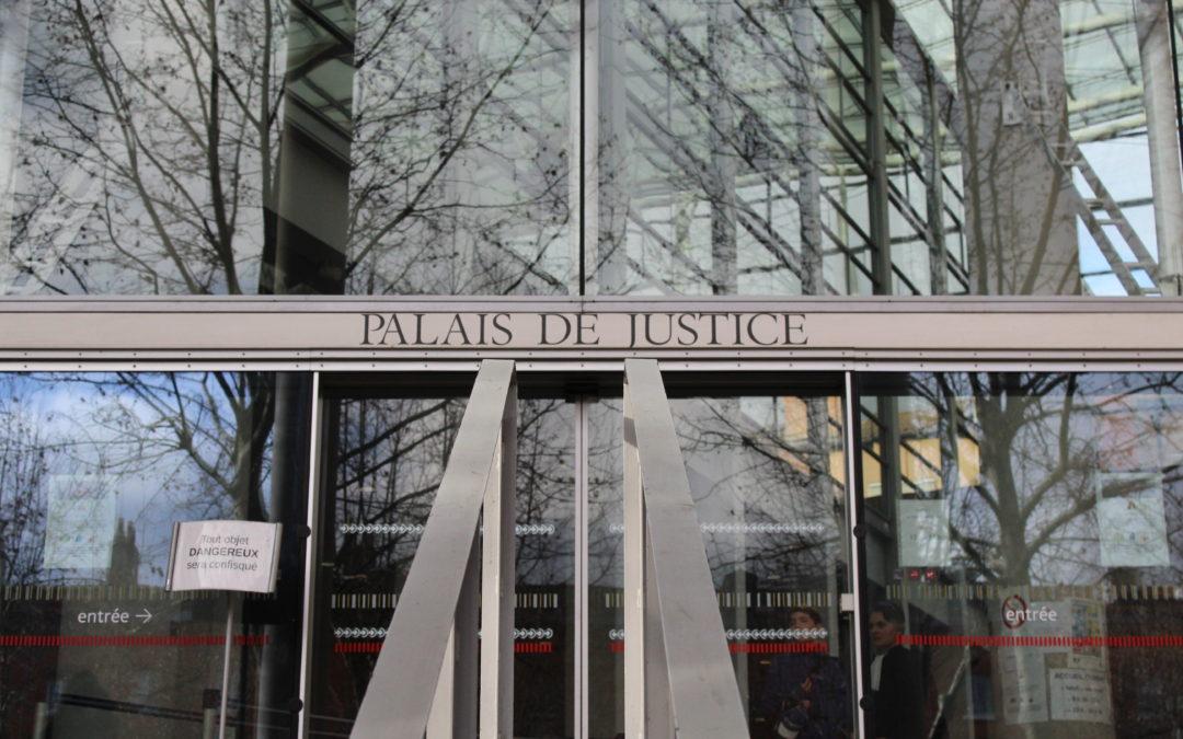 Tribunal de Toulouse / CP : Hugo Murail