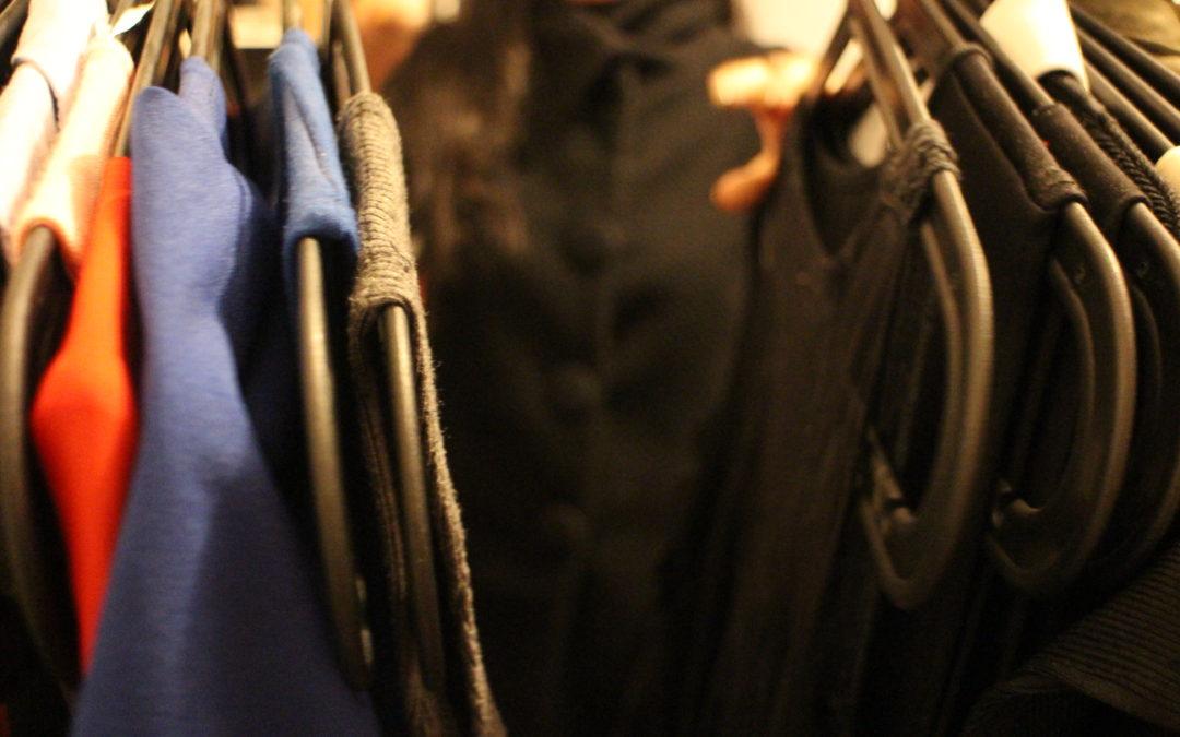 Un vide dressing organisé par quatre copines. / CP : I.L