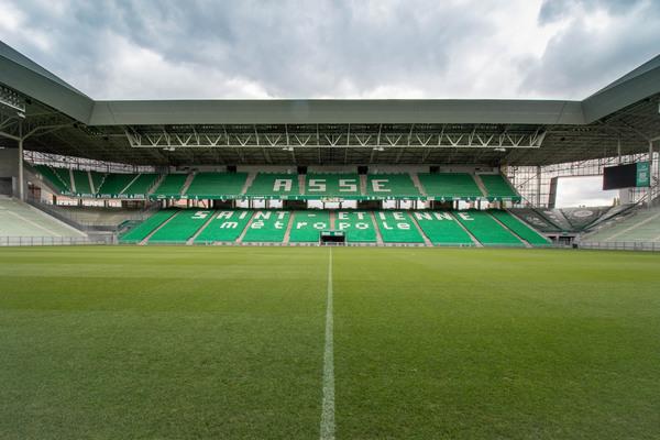 Défaite 2-0 du TFC, cet après-midi dans l'antre de Geoffroy-Guichard. Crédit photo : Flickr.