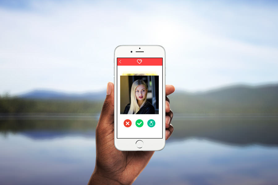 Tinder, application de rencontre / Crédits photo : Google images
