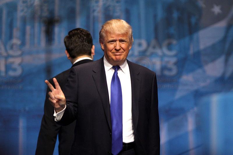 Donald Trump se ventait de