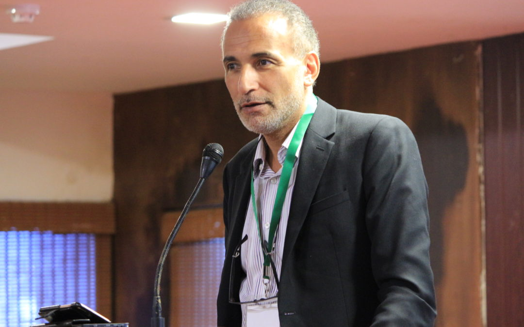 L'islamologue Tariq Ramadan