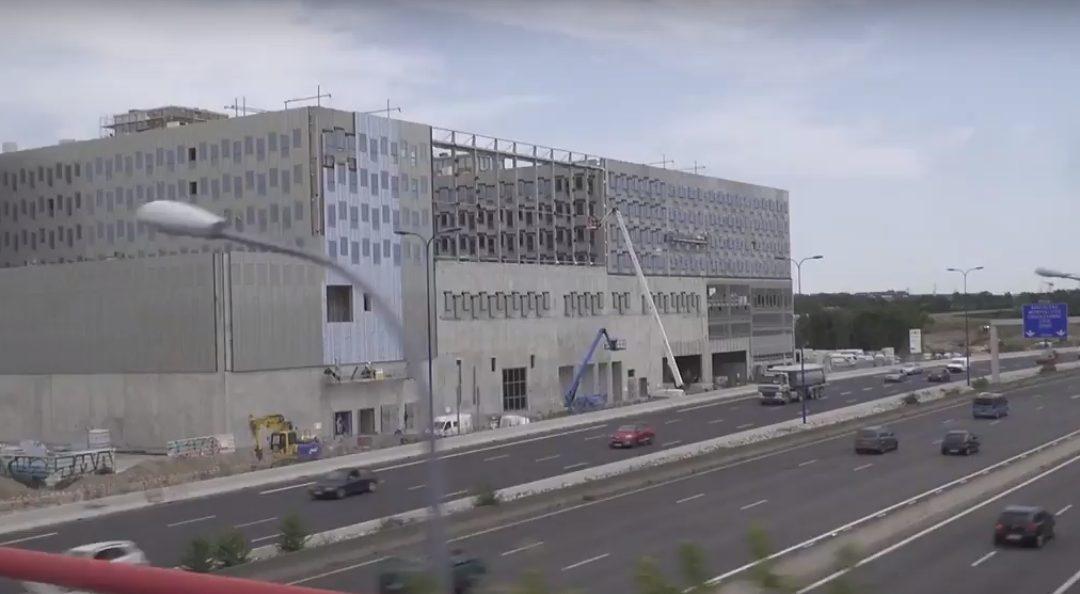 Le bâtiment B612 se situe à Montaudran. / Crédit photo : capture d'écran YouTube.