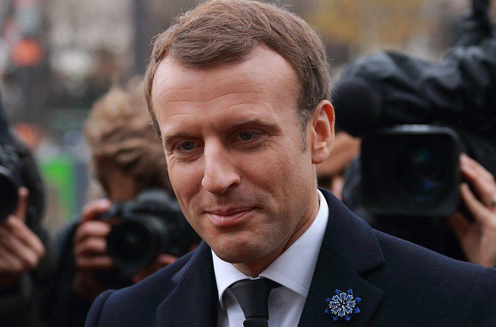 Le président français met l'accent sur la santé et l'éducation  / Crédits : Wikipedia Commons