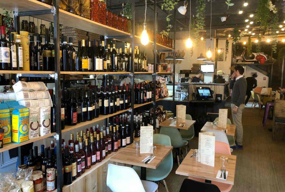 Big Forno Gusto, l'un des nombreux restaurants italiens de Toulouse./ Crédits photo : T.A