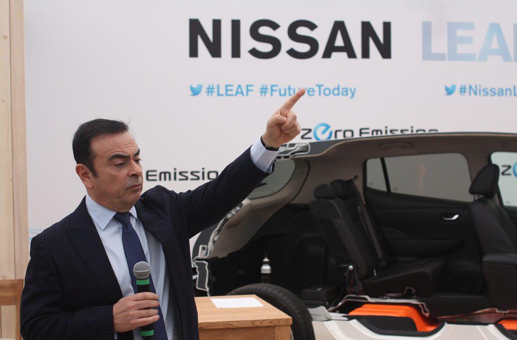Les avocats de Renaults dénoncent des dérives dans l'enquête sur Carlos Ghosn. / Crédits : Flickr