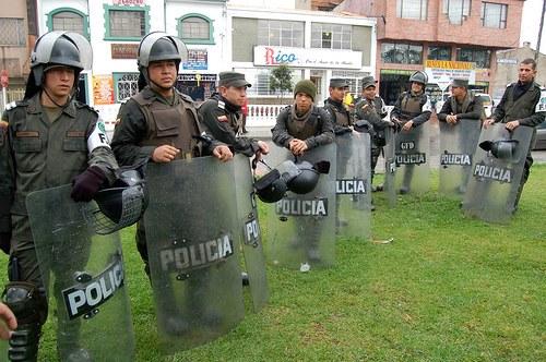 Un attentat à la voiture piégée fait 20 morts à Bogota / Crédit : Wikipédia commons