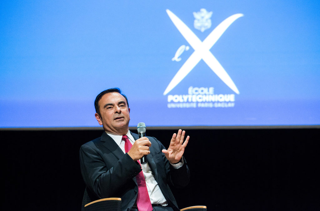 Carlos Ghosn change d'avocat / Crédits : Flickr