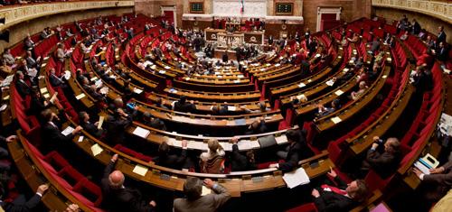 Assemblée Nationale / Crédits : Wikipedia Commons