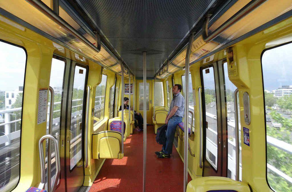 Le métro toulousain/ Crédits : Flikr