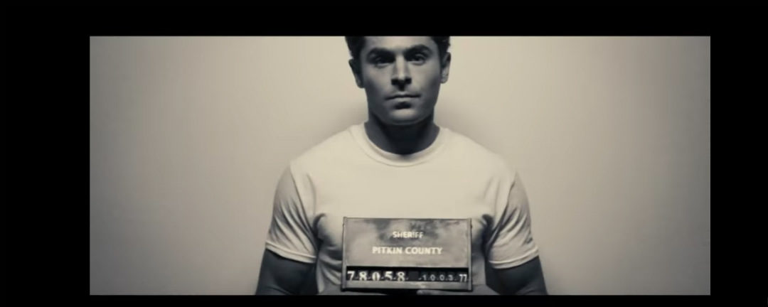 Zac Efron en Ted Bundy / Crédits : Youtube