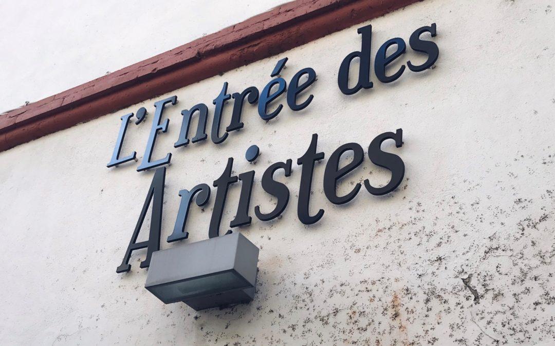 La Comédie de Toulouse propose des cours d'improvisation théâtrale. Crédit : Thomas NAUDI