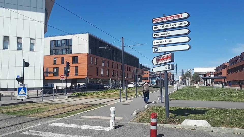 CHU de Toulouse.