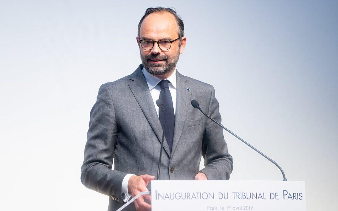 Le 24 janvier, Edouard Philippe a convié l'ensemble des partenaires sociaux à la conférence de financement.