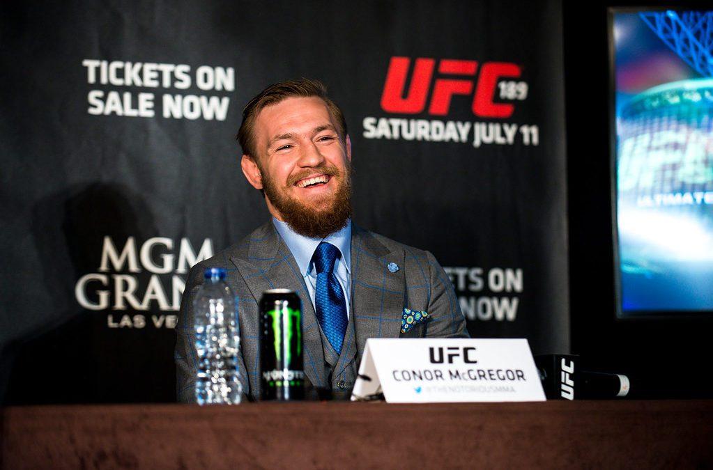 Conor McGregor a facilement vaincu Donald