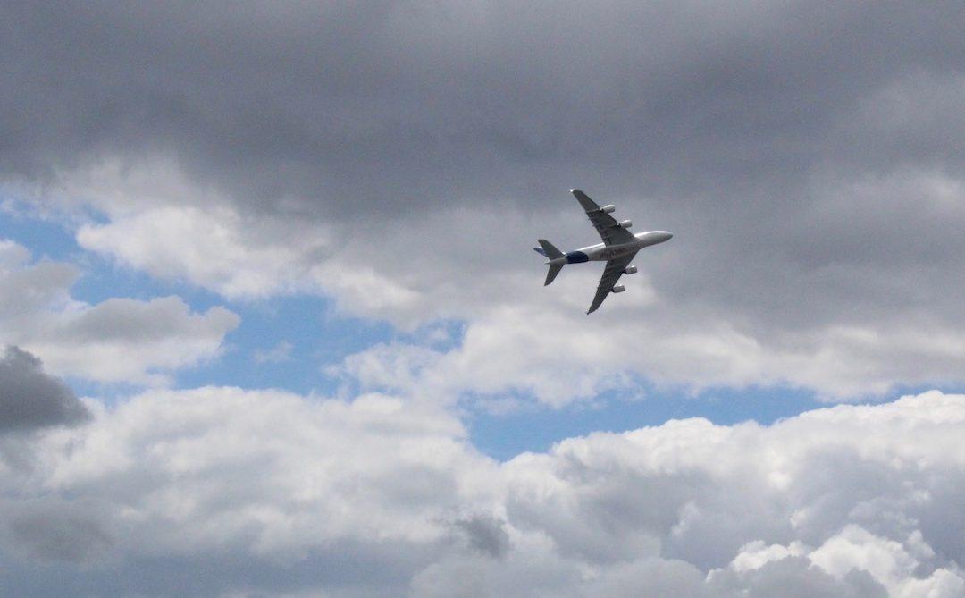 À Toulouse, la problématique des nuisances aériennes est l'un des enjeux de ces Municipales 2020. (Crédit : T.C.)